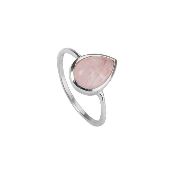 Simply Züssi Rosenquarz Ring