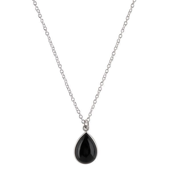 Simply Züssi Obsidian Halskette