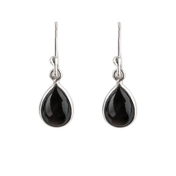 Simply Züssi Obsidian Ohrringe
